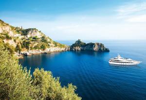 Элитный отдых в Турции на мегаяхте