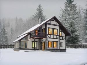 Энергоэкономный дом