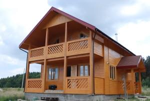 Финские каркасные дома приживаются в СНГ