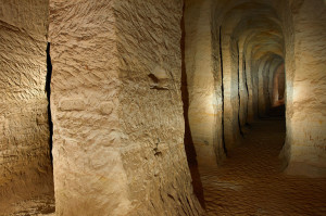 Песчаные пещеры Пиуза