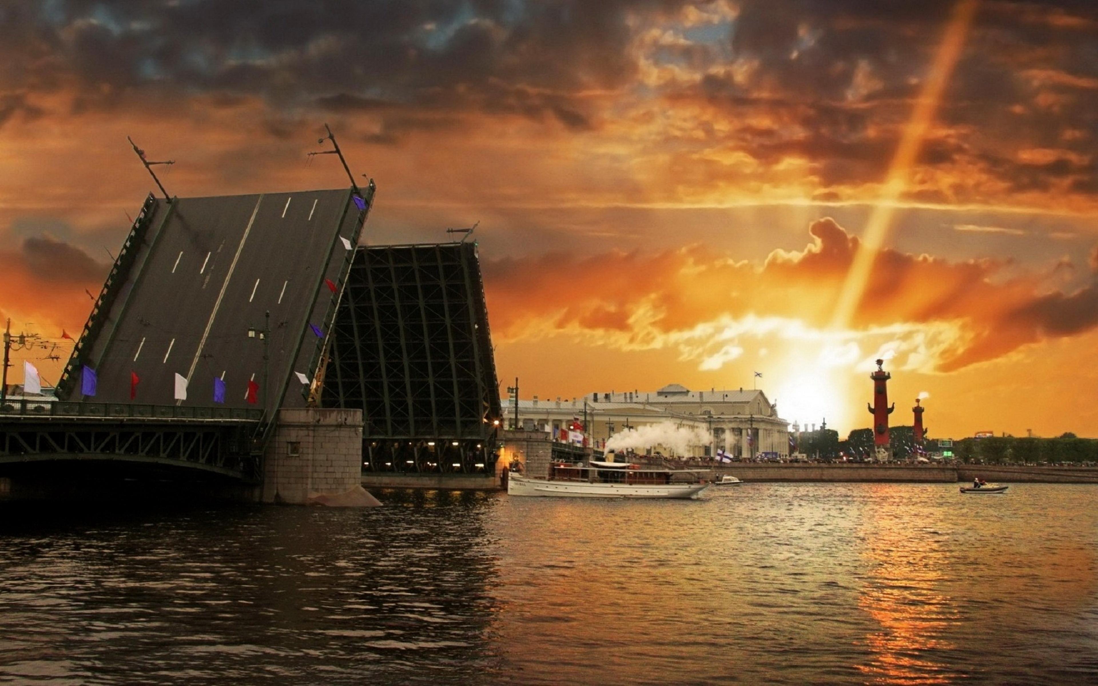 Почему стоит выбрать именно Санкт-Петербург?