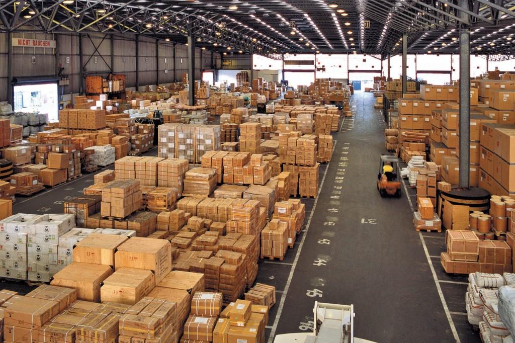 Правила складского хранения