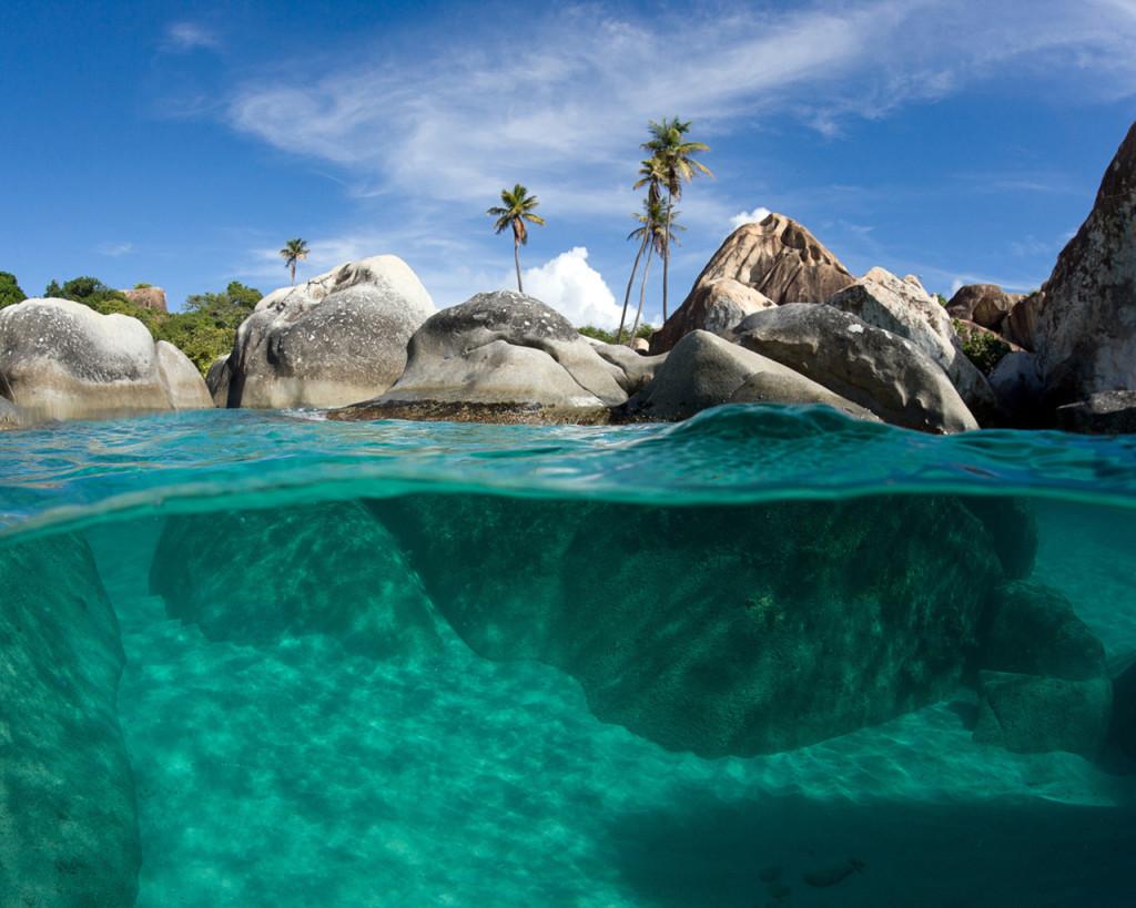 Географическое положение лучших островов мира