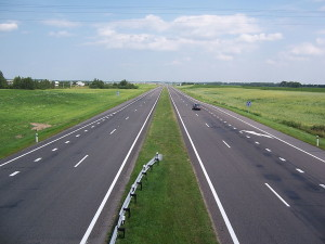 Строительство дорог 1 категории