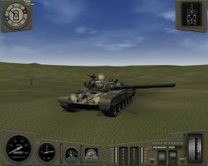 Танковый симулятор