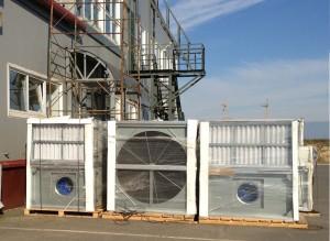 Типы вентиляционного оборудования