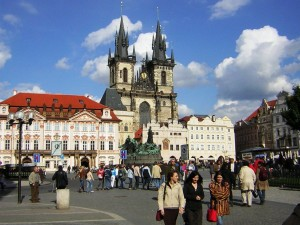 Волшебный город Прага