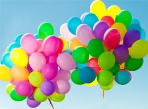 Воздушные шары-везде и повсеместно