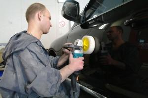 Мелкий ремонт кузова автомобиля