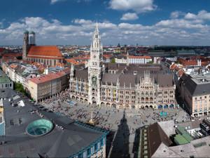 Мюнхен – жемчужина в строгой упаковке