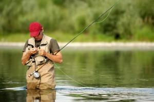 много всего для рыбалки