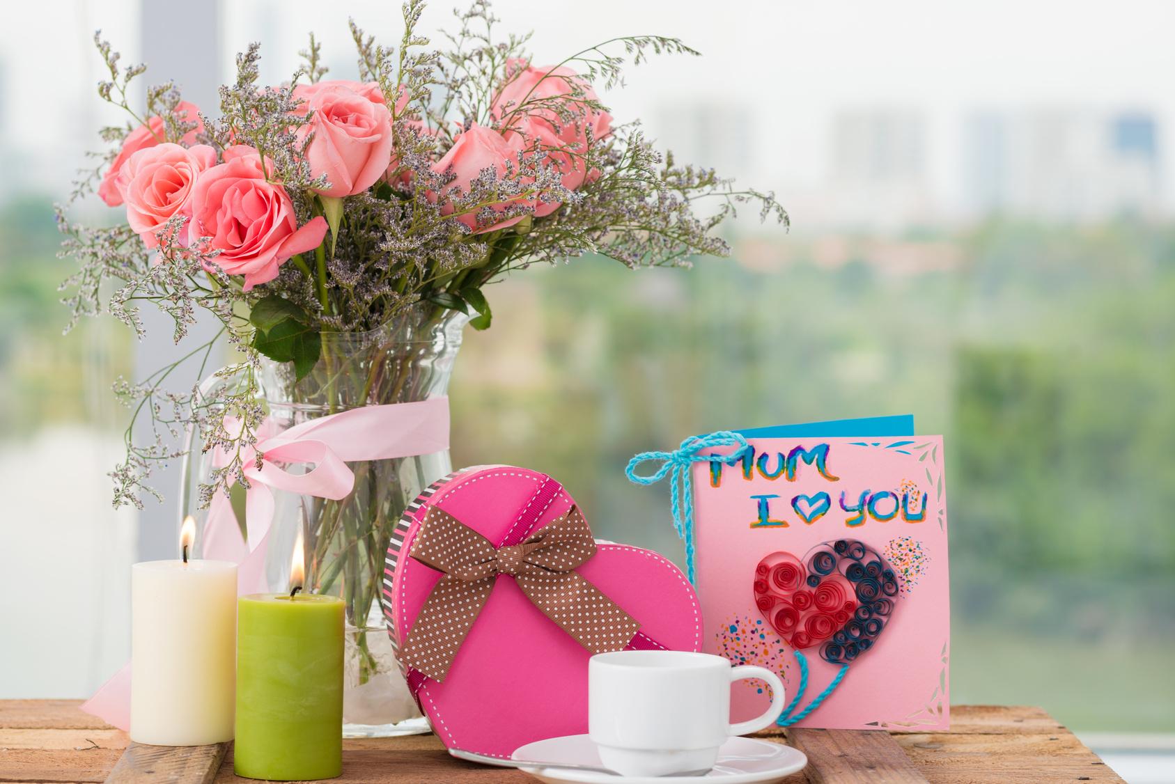 Подарки и сюрпризы любимой маме на день рождения