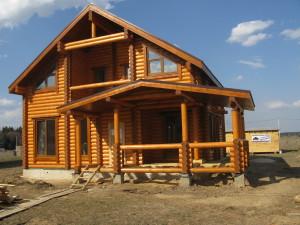 Преимущества деревянных домов и бань, проектирование и строительство