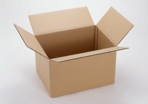 Производство картонной коробки