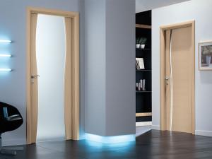 Современные межкомнатные двери – грамотное дополнение дизайна комнаты