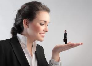 Современный мир для успешной женщины