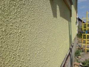 Стойкость и долговечность фасадных штукатурок