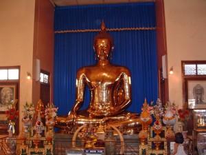 Таиланд: Храм Золотого Будды