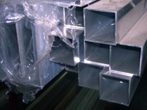 Труба алюминиевая 60 миллиметров