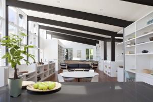 Аскет-дизайн в частном доме