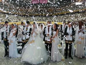 Церемония бракосочетания в Таиланде