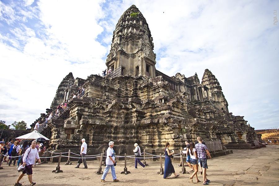 Доступная экзотика Камбоджии