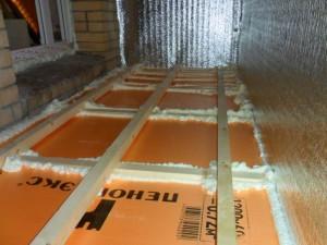 Эффективное сохранение тепла при помощи пеноплекса