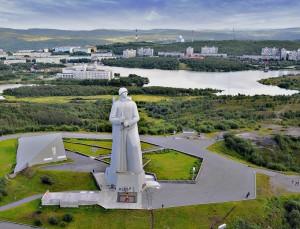 Мурманск — жемчужина Заполярья