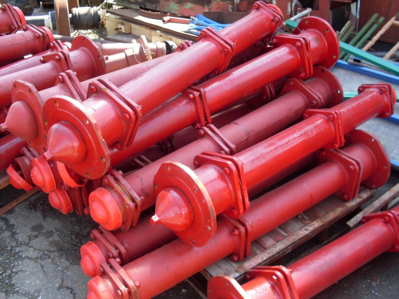 Незаменимые пожарные гидранты