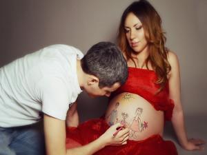 Отношения между родителями в период ожидания младенца