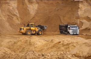 Песок и его применение в строительстве