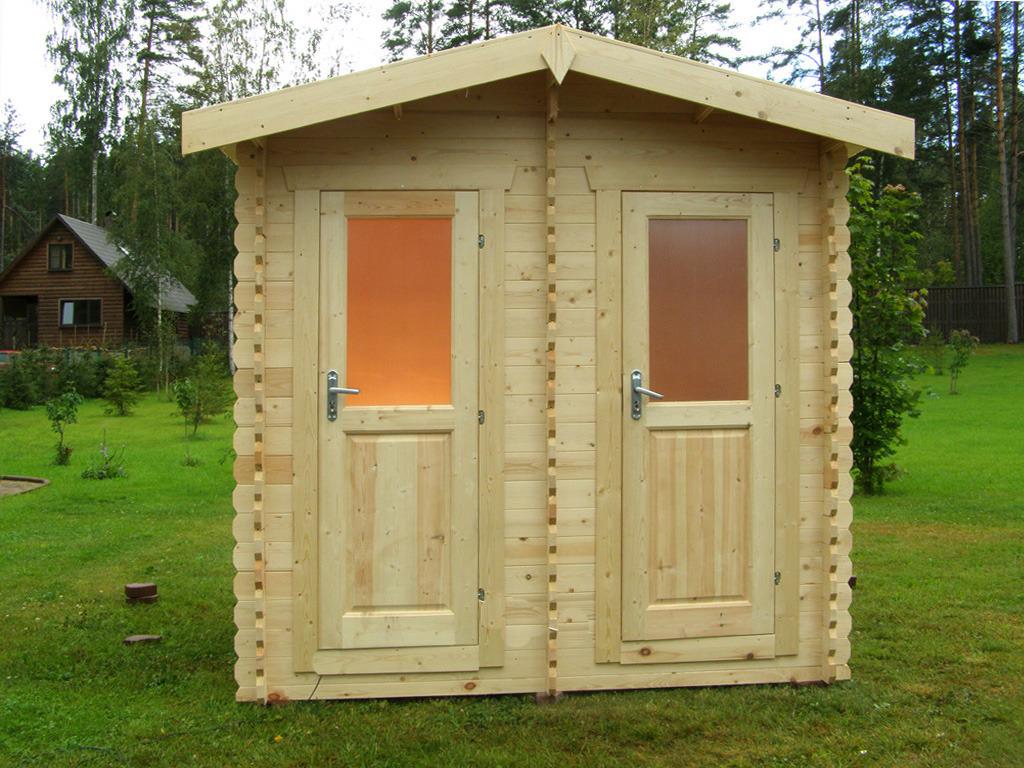 Постройка туалета на даче и как вариант уличные туалетные кабины
