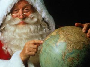 В какой стране можно нетрадиционно встретить новый год