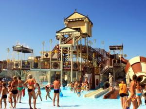 Витязево — семейный курорт