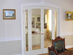Изящные межкомнатные двери