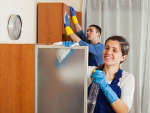 Качественная уборка в доме