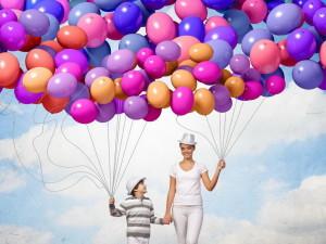 Какие воздушные шары самые красивые?
