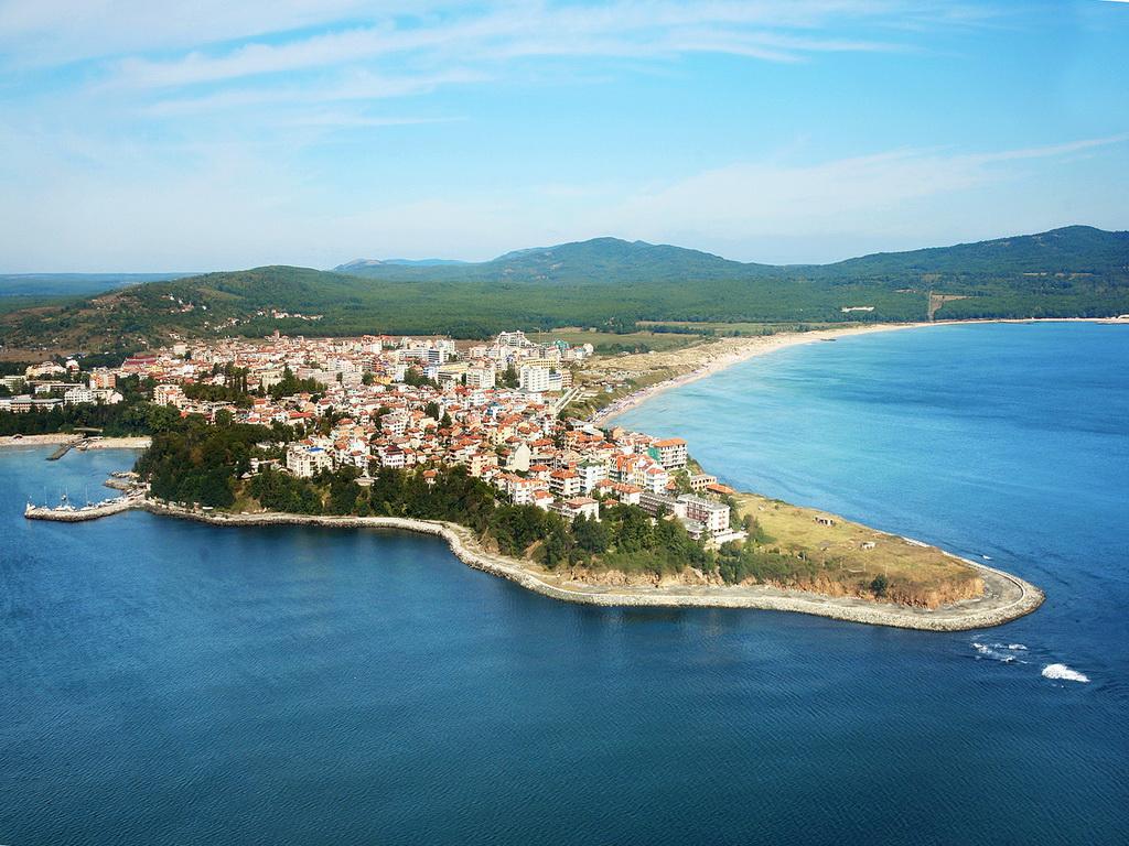 Красивые курорты Болгарии - Приморско
