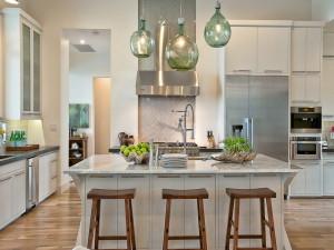Красивые светильники для кухни