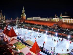 Красная площадь – одно из самых посещаемых туристами мест Москвы