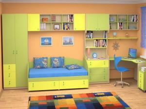 О заказной детской мебели и ее основных преимуществах