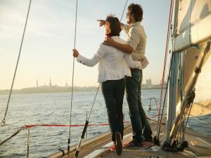 Отдых на яхте в России