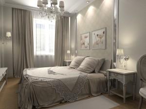 Принципы оформления спальни