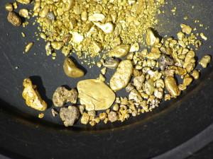 Ртутный способ добычи золота