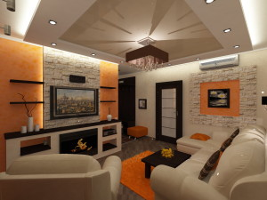 Самостоятельный дизайн квартиры
