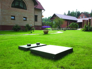Септик – очистное сооружение для домов