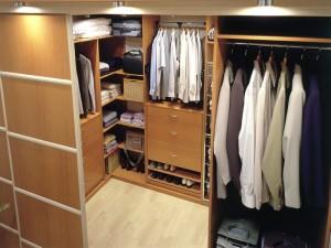 Шкафы купе, гардеробные комнаты