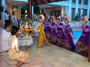 Таиландская свадьба