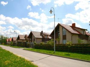 Что такое коттеджный поселок?