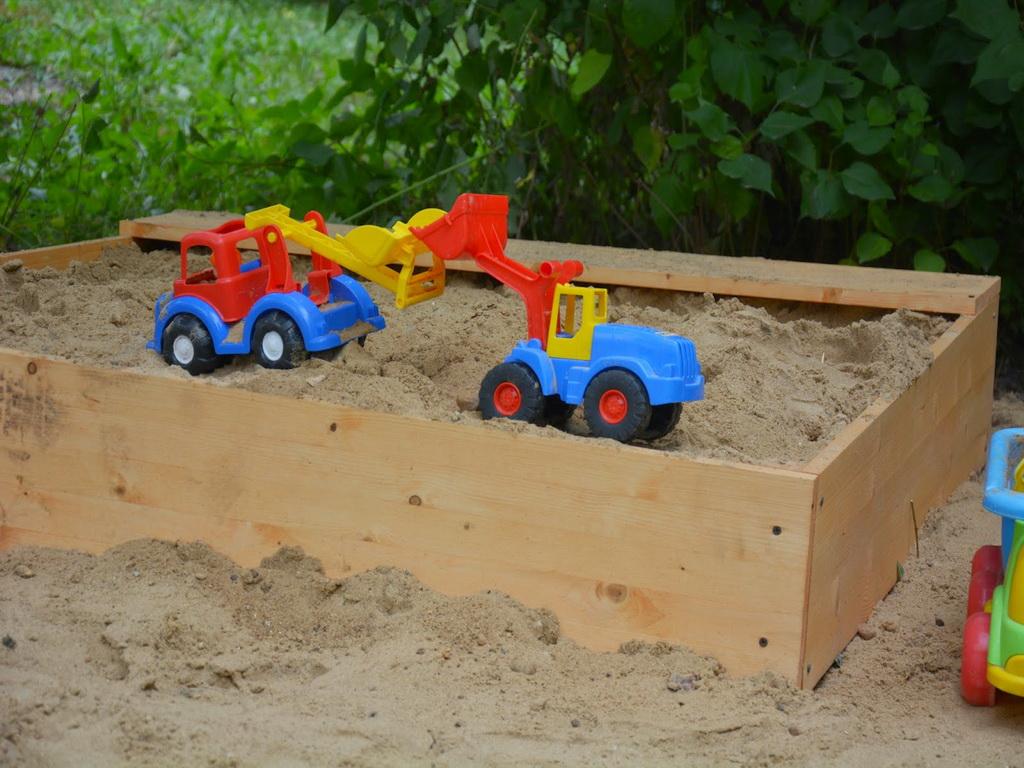 Детская песочница